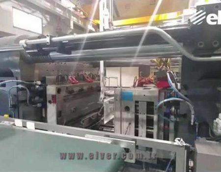 Klima Üretimi Hidrolik Plastik Enjeksiyon