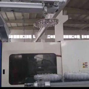 Elektrikli Plastik Enjeksiyon Çatal Üretimi