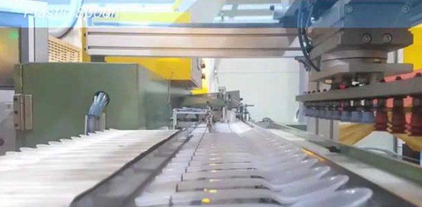 Plastik Kaşık Otomasyonu