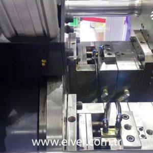 Döner Tablo Plastik Enjeksiyon Makinesi
