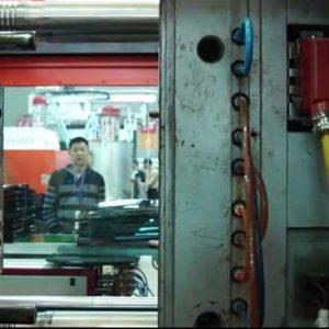 Bilgisayar Arka Ekranı Üretimi Hidrolik Enjeksiyon