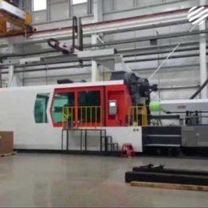Pallet Üretim Enjeksiyon Makinesi