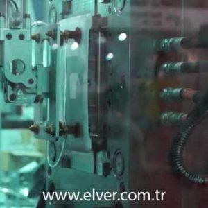 Tablet Arka Kapak Üretimi Elektrikli Enjeksiyon