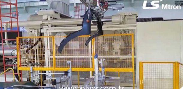 Tampon Altı Otomotiv Parça Üretimi