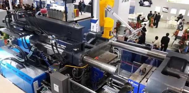 Far Üretimi Servo Hidrolik Enjeksiyon