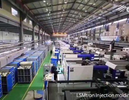 Hidrolik Plastik Enjeksiyon Makineleri LGH-M