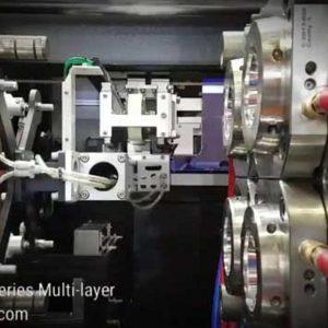 Çok Katmanlı Elektrikli Plastik Enjeksiyon