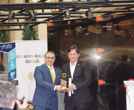 Avrasya Kalite Ödül Töreni 2019
