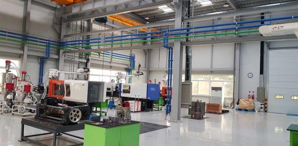Injection Molding Machine Training Center